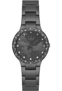 dc61f1518b1 Relógio Digital Dumont Strass feminino