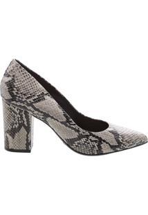 Scarpin Block Heel Python | Schutz