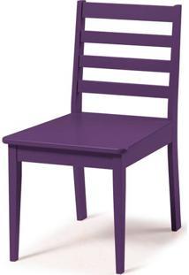 Cadeira Imperial Cor Roxo - 32508 - Sun House