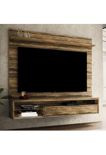 Painel Para Tv Até 65 Polegadas Persa Suspenso Canela Rústico - Colibri Móveis
