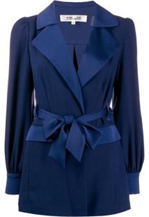Diane Von Furstenberg - Azul