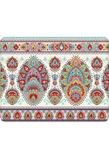 Tapete Love Decor Sala Wevans Indian Floral Multicolorido Único