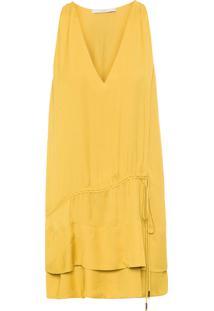 Vestido Stella - Amarelo