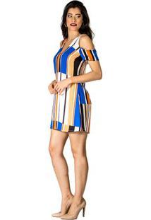 cdaa74c8f Vestido Casual Ombro feminino | Shoelover