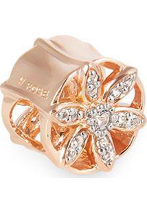 Pingente Life My Rose Flor Vazada