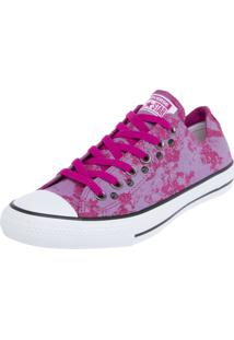 Tênis Converse Ct As Stoned Ox Rosa