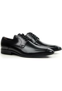 Sapato Social Em Couro Clube Do Homem Chelsea - Masculino