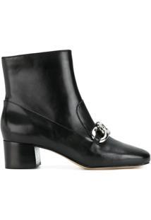 Michael Michael Kors Ankle Boot 'Vanessa' - Preto