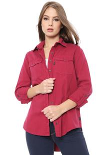 Camisa Sarja My Favorite Thing(S) Bolsos Pink