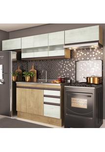 Cozinha Modulada Amália A2697 - Casamia Elare