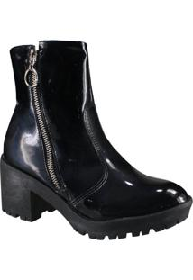 Bota Ankle Boot Akazzo