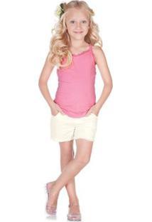 Blusa Pulla Bulla - Feminino-Rosa