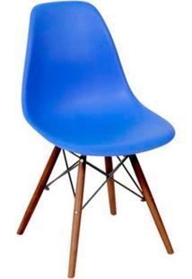 Cadeira Eames I Azul Escuro