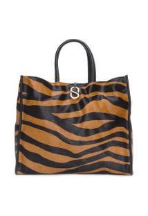 Bolsa Shopping Bag A To Z Soft - Animal Print