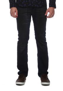 Calça King&Joe Reta Jeans