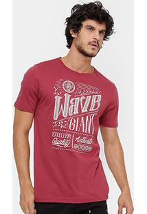 Camiseta Wg Silk 30 Years Masculina - Masculino