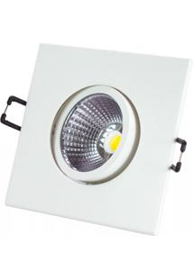 Spot Led Embutir Taschibra Tsql 5W Luz Branca 6500K