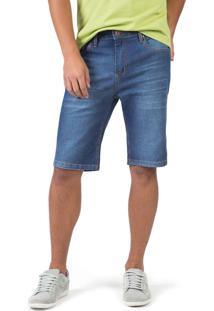 Bermuda Jeans Flex Destroyer