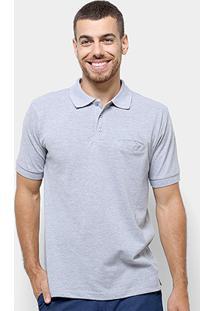 Camisa Polo Broken Rules Lisa Bolso Masculina - Masculino