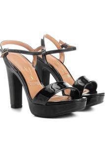 f6b2c8792 Sandália Premium Verniz feminina