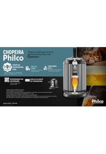 Chopeira Philco Barril 5 Litros Pcho05I 127V