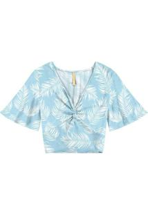 Blusa Azul