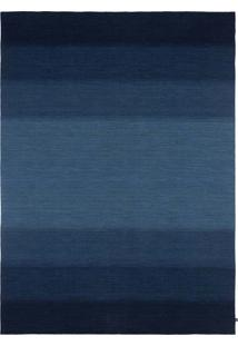 Tapete Kilim Fields Degrade Dark Blue