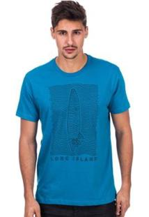 Camiseta Long Island Board - Masculino