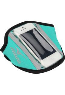 Porta Acessório Celular Mizuno Mobile - Cor: Limao - Tam: Un