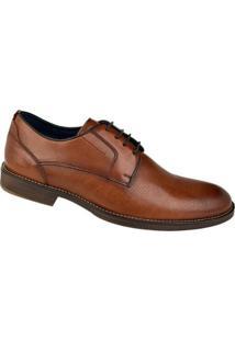 Sapato Social Constantino Masculino - Masculino-Marrom