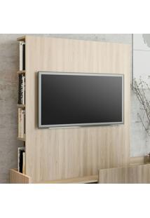 Painel Para Tv Até 40 Polegadas Aurora 6 Prateleiras Aveiro - Bentec
