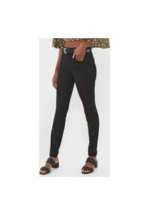 Calça Jeans Forum Skinny Chloe Preta