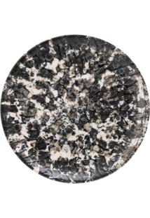 Conjunto De 6 Pratos Sobremesa 19Cm Unni Rock