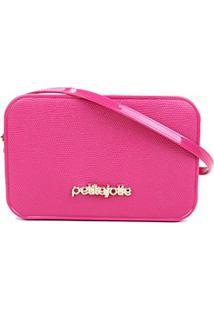 Bolsa Petite Jolie Mini Bag Feminina - Feminino-Pink
