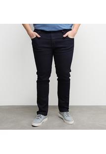 Calça Tbt Jeans Amaciada Plus Size Masculina - Masculino