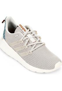 Tênis Adidas Questar Flow Feminino - Feminino-Branco