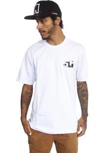 Camiseta Make Panda1 Branco