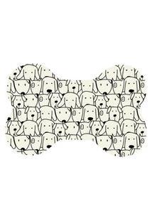 Tapete Love Decor Wevans Pet All Dogs Off White