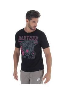 Camiseta Fatal Estampada 17749 - Masculina - Preto