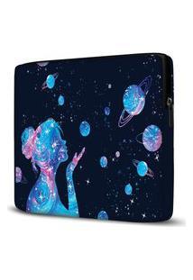 Capa Para Notebook Planetas 15.6 À 17 Polegadas