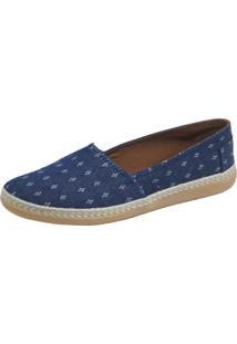 Alpargata S2 Shoes Jeans Azul