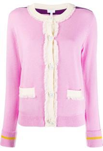 Escada Sport Knitted Cardigan - Rosa