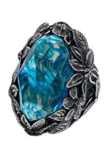 Lyly Erlandsson Anel Winter - Azul