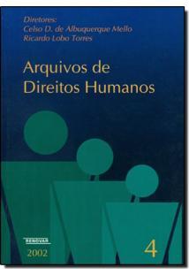 Arquivos De Direitos Humanos Volume 4
