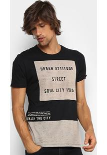 Camiseta Kohmar Urban Attitude Masculina - Masculino