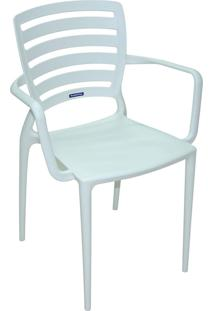 Cadeira Sofia Summa Horizontal Branca 92036010 Tramontina