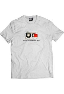 Camiseta Old School Team Masculina - Masculino