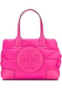 Tory Burch Ella Puffer Tote Bag - Rosa