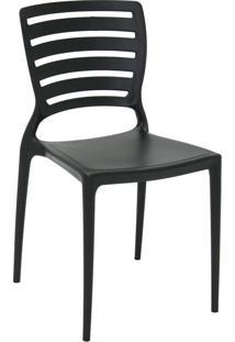 Cadeira Tramontina Sofia 92237/009 Preto Se