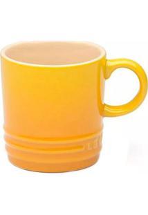 Caneca Expresso Le Creuset Cerâmica Amarelo Dijon 100Ml - 12681
